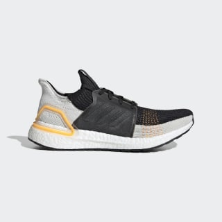 Chaussure Ultraboost 19 Trace Cargo / Raw White / Solar Red G27514