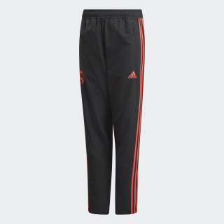 Real Madrid Ultimate Downtime Tracksuit Bottoms Black / Real Coral CW8672