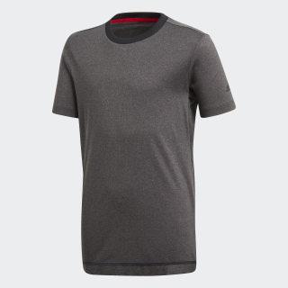 Barricade T-shirt Black Heather DH2783