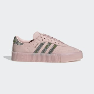 SAMBAROSE Shoes Icey Pink / Tech Olive / Gold Metallic EE4679
