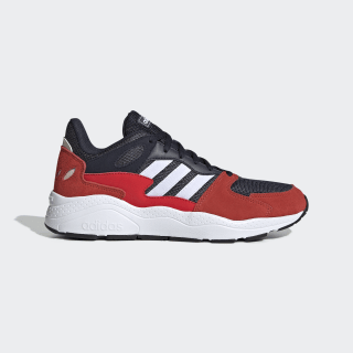 Zapatillas Chaos Trace Blue / Cloud White / Active Red EF1051