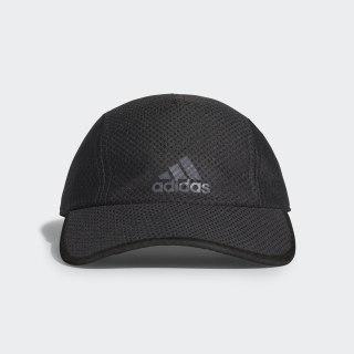 Boné de Running Climacool Black / Black / Black Reflective CF9628