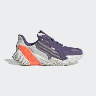 4UTURE Runner Shoes Orbit Grey / Tech Purple / Signal Coral EG8336
