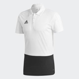 Camiseta CON18 POLO White / Black BS0661