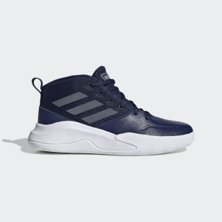 Chaussure Own The Game Wide Dark Blue / Grey Two / Cloud White EF0307