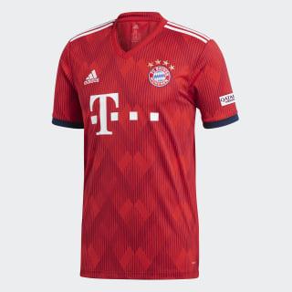 Домашняя игровая футболка Бавария Мюнхен Fcb True Red / Strong Red / White CF5433