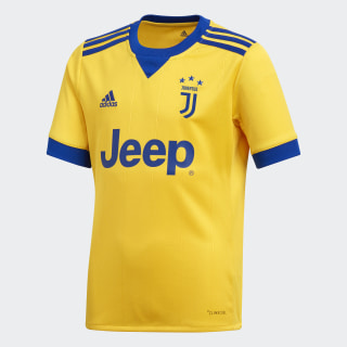 Jersey Juventus Visitante BOLD GOLD/COLLEGIATE ROYAL AZ8690