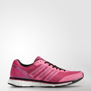 Zapatos para Correr adizero adios Boost 2 SOLAR PINK / CORE WHITE / CORE WHITE M29709