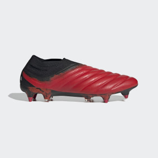 Copa 20+ Soft Ground støvler Active Red / Cloud White / Core Black G28669