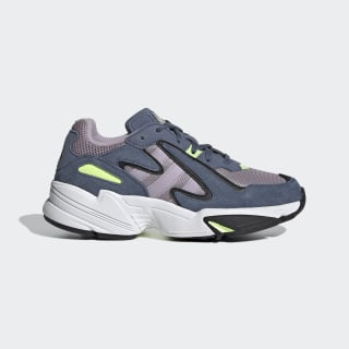 Yung-96 Chasm Shoes Tech Ink / Soft Vision / Hi-Res Yellow EE7543
