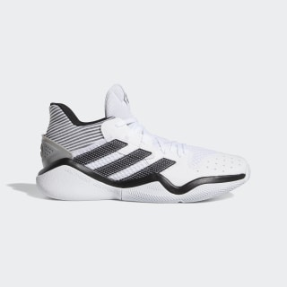 Tenis de básquet Harden Stepback Cloud White / Core Black / Dove Grey EH1942