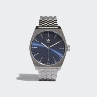 PROCESS_M1 Watch Silver Metallic / Collegiate Navy CJ6341