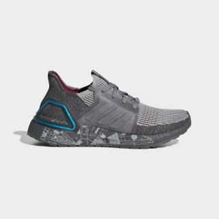 Ultraboost 19 Star Wars Shoes Grey / Grey Two / Bright Cyan FW4230