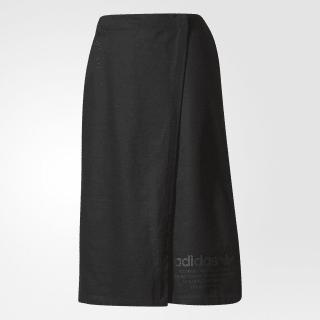 Pantaloni Culotte Black BQ5359