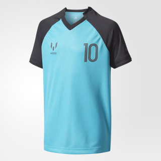 Playera Messi Icon ENERGY BLUE S17/BLACK CD4215