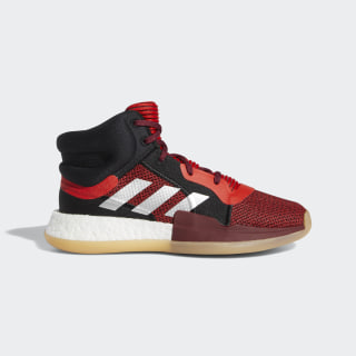 Marquee Boost Shoes Collegiate Burgundy / Cloud White / Active Red BB9319