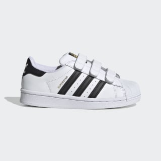 Superstar Schuh Cloud White / Core Black / Cloud White EF4838