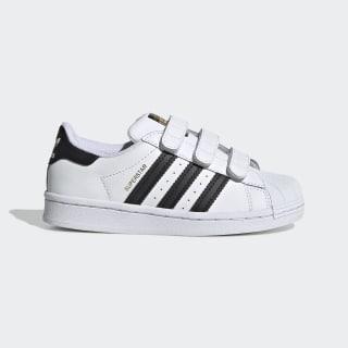 Superstar Shoes Cloud White / Core Black / Cloud White EF4838