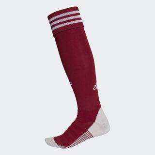 Mexico Home Socks 1 Pair Collegiate Burgundy / White BQ9252