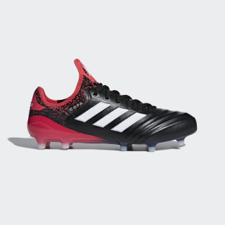 Copa 18.1 Firm Ground Boots Core Black / Cloud White / Real Coral CM7663