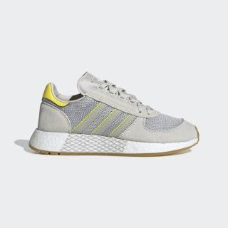 Chaussure Marathon Tech Raw White / Sesame / Bright Yellow EE4943