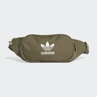 Essential Crossbody Bag Raw Khaki ED8680