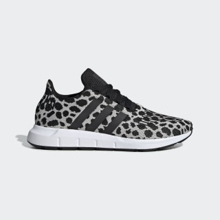 Zapatillas SWIFT RUN W raw white / core black / carbon BD7962