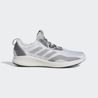 Кроссовки для бега Purebounce+ grey two f17 / silver met. / carbon BC1037