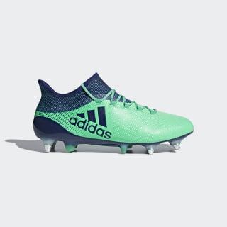 Calzado de fútbol X 18.1 Soft Ground AERO GREEN S18/UNITY INK F16/HI-RES GREEN S18 CP9172