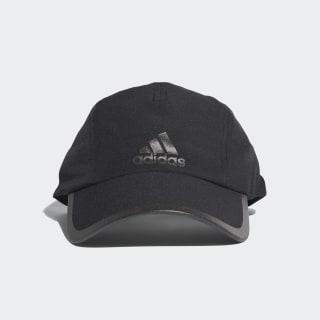 Gorra Running Climalite BLACK/BLACK/BLACK REFLECTIVE CF9630