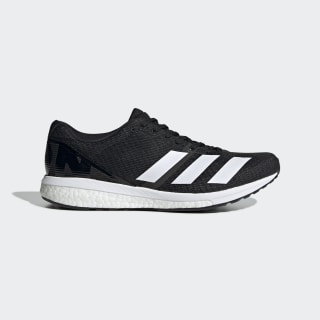Adizero Boston 8 Shoes Core Black / Cloud White / Grey Six G28861