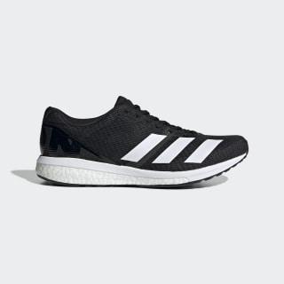 Tênis Adizero Boston 8 Core Black / Cloud White / Grey Six G28861