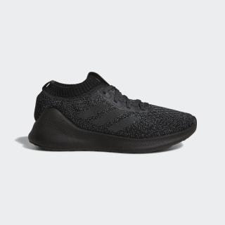 Кроссовки для бега Purebounce+ carbon / core black / core black BB6989