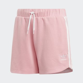 Marble Solid Shorts Light Pink / White DV2360