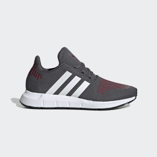 Tênis Swift Run Grey / Cloud White / Core Black EE7102