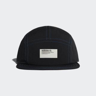 Gorra adidas NMD 5-Panel Black / Lush Blue DH4418