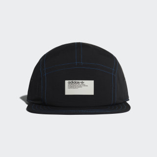 adidas NMD 5-Panel Cap Black / Lush Blue DH4418