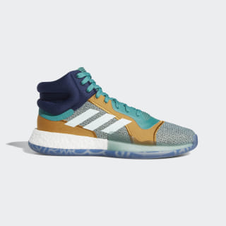 Marquee Boost Shoes True Green / Ice Mint / Collegiate Navy G27740