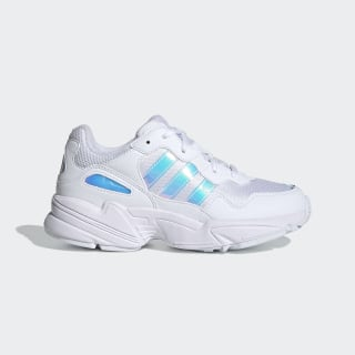 Chaussure Yung-96 Cloud White / Cloud White / Core Black EE6737