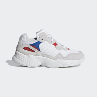 Yung-96 Shoes Beige / Crystal White / Active Red F35276