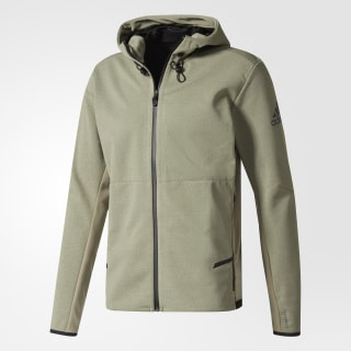 Chamarra Climaheat Hooded Workout TRACE CARGO S17 CD8814