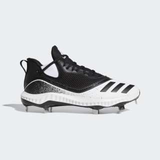 Icon V Bounce Cleats Cloud White / Core Black / Core Black G28268