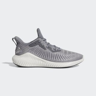 Alphabounce+ Shoes Grey Three / Silver Metallic / Grey Four EF1229