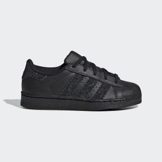 Sapatos Superstar Core Black / Core Black / Core Black DB2872
