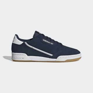 Continental 80 Shoes Collegiate Navy / Cloud White / Grey Two EE5362