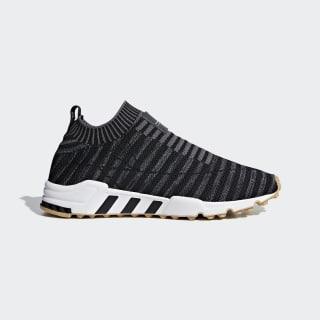 EQT Support Sock Primeknit Schuh Core Black / Carbon / Gum 3 B37536