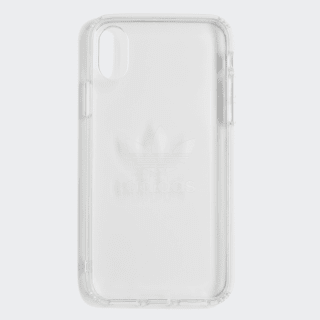 Funda iPhone X Clear White CL4882
