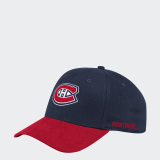 Casquette Canadiens City Flex Nhl-Mca-508 / Dark Navy / Power Red / Power Red FI1217