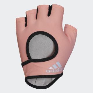 Перчатки для фитнеса Chalk Coral / White CL5091