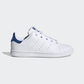 Stan Smith Shoes Cloud White / Cloud White / Eqt Blue BB0694